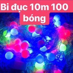 DÂY BÓNG ĐÈN BI ĐỤC 10M 100 BÓNG giá sỉ