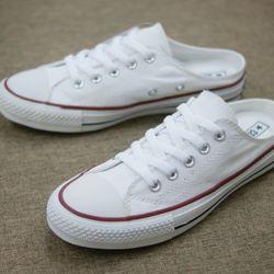 Giày sneaker đạp gót giày lười cao cấp nam nữ giá sỉ