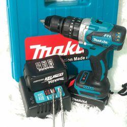 Máy khoan pin MaKiTA không chổi than giá sỉ, giá bán buôn