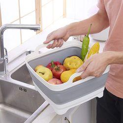 Chậu rửa gấp gọn thông minh đa năng giá sỉ