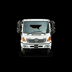Xe tải Hino FC oto Hino FC 64 tấn 6 tấn 4 6400kg thùng kín mui phủ dài giá tốt nhất giá sỉ