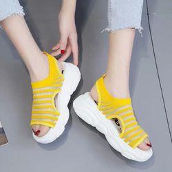 Giày sandal Thun giá sỉ