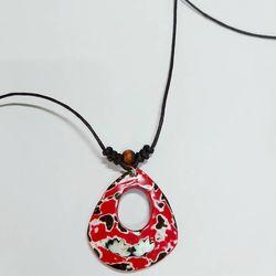 vòng đeo cổ mặt vỏ dừa Việt Nam giá sỉ