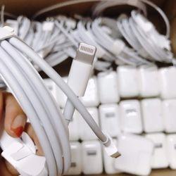 Cáp sạc lightning zin bóc máy BH 12 tháng tại TTBH Apple giá sỉ