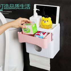 Hộp đựng giấy vệ sinh đa năng có ngăn kéo giá sỉ