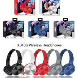 Tai Nghe Bluetooth Wireless XB450i giá sỉ
