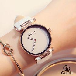 Đồng hồ nữ GUOU 8071 giá sỉ