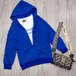 set bộ đồ nữ đẹp chất cá tính dễ thương giá rẻ áo nỉ 2 trong 1 BN 45772 Kèm Ảnh Thật giá sỉ, giá bán buôn