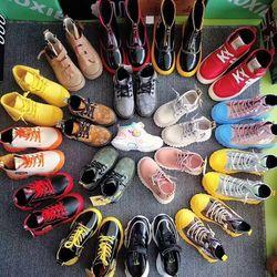lô 30 đôi giày trẻ em 1 giá sỉ
