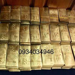 Tiền con chuột plastic vàng bán sỉ giá tốt giá sỉ