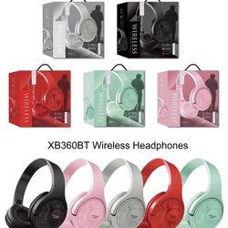 Tai Nghe Bluetooth Wireless XB360BT giá sỉ