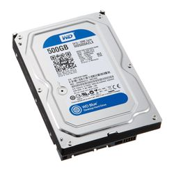 HDD PC 500GB - SATA