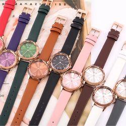 Đồng hồ nữ GUOU 6608 giá sỉ