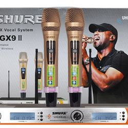 Shure UGX 9 II giá sỉ
