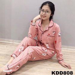 Bộ pijama kate thái siêu đẹp