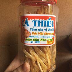 Khô cá thiều que Nha Trang hộp 200g giá sỉ, giá bán buôn