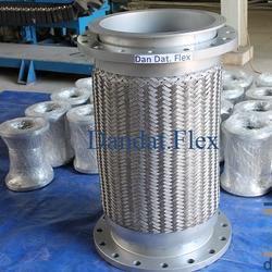 Bán các loại khớp nối mềm bằng inox lắp bích/lắp ren chiều dài gia công theo yêu cầu
