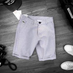 quần short kaki nam phong cách giá sỉ