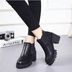 Giày bot thu đông