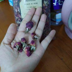 Nụ hồng khô Rose - Nu hong kho - HAPPY KISS giá sỉ, giá bán buôn