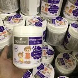 bột Lysine tăng cân tăng chiều cao kích thích cho bé ăn ngon dành cho trẻ từ 1 tháng tuổi