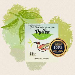 Trà thảo mộc giảm cân vy tea giá sỉ