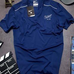 Áo NIKE thun thể thao 4 chiều - xưởng may quàn áo thể thao- giá xưởng giá sỉ, giá bán buôn