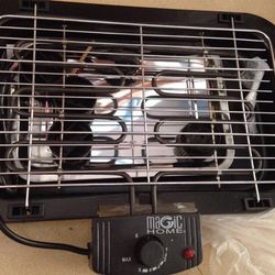 Vỉ nướng điện không khói Magic home 2000w giá sỉ