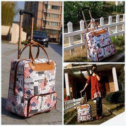 Túi kéo du lịch cao cấp không thấm nước giá sỉ