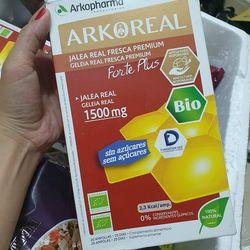 Sữa ong chúa Tươi dạng chai tây ban nha chứa 1500mg HAPPY KISS