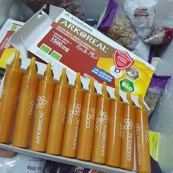 Sữa ong chúa Tươi dạng chai tây ban nha chứa 1500mg HAPPY KISS giá sỉ, giá bán buôn
