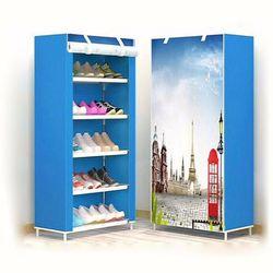 Tủ giày họa tiết 3D 5 tầng giá sỉ