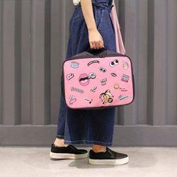 Túi xách du lịch hình đôi môi giá sỉ, giá bán buôn