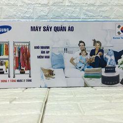 Tủ sấy quần áo UV Samsungg cao cấp giá sỉ