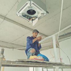 Nhận thầu giá tốt thi công lắp Máy lạnh âm trần Daikin Thái Lan giá sỉ