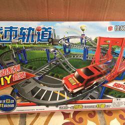 Bộ đồ chơi mô hình đường đua 56 chi tiết giá sỉ