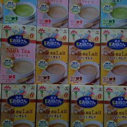 sữa bầu morinaga vị hồng tràmát tra và socola