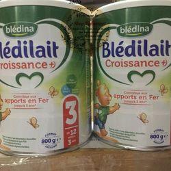sỉ đẹp sữa bột Blédilait 12-36 tháng 850g pháp giá sỉ