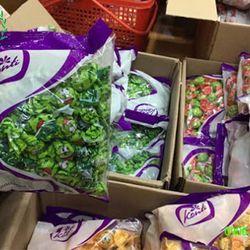 Kẹo dẻo hoa quả Konti của Nga giá sỉ