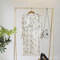 Đầm bông in giá sỉ