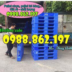 pallet nhựa cũ pallet nhựa pallet kê hàng pallet nâng hàng pallet giá rẻ Hà Nội giá sỉ