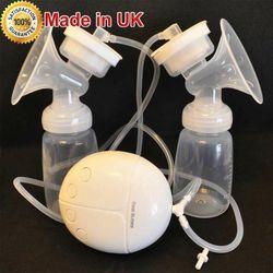 Máy hút sữa điện đôi Real Bubee cực êm giá sỉ