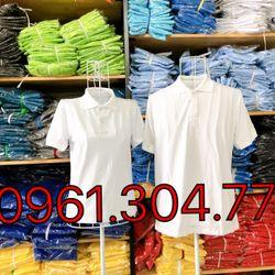Áo thun cotton 100 đỏ-đen-trắng giá sỉ
