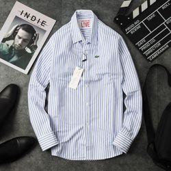 áo sơ mi sọc -LD800 giá sỉ