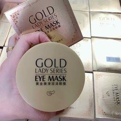 Hộp 60 miếng mặt nạ mắt dưỡng ẩm giảm thâm chống lão hóa Images GOLD Lady Series giá sỉ