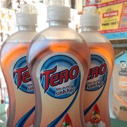 Nước rửa chén sinh học Tero 700g giá sỉ