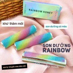 Son Dưỡng đổi màu trị thâm môi YNM Rainbow Honey Lip Balm 38g giá sỉ, giá bán buôn
