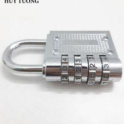 Ổ khóa mã số inox CJSJ Cao Cấp - Huy Tưởng giá sỉ