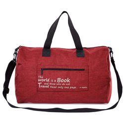 Túi xách hành lý du lịch gấp gọn BOOK VP90 Shalla giá sỉ