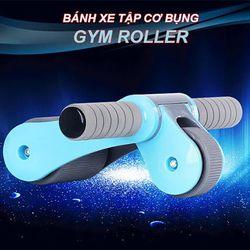 Bánh xe tập cơ bụng Gym Roller thế hệ mới- giá sỉ